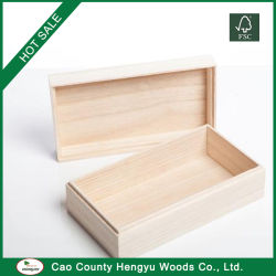 Mini boîte en bois pour l'artisanat