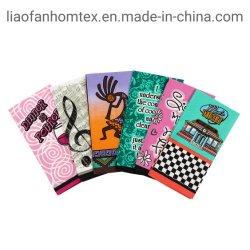 tovagliolo poco costoso stampato 100%Cotton di buona qualità di promozione del tovagliolo di tè del tovagliolo di cucina