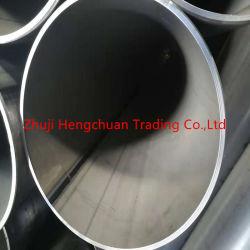 Kreis-nahtloses Kohlenstoffstahl-Rohr-Gefäß für Flüssigkeit und Erdöl
