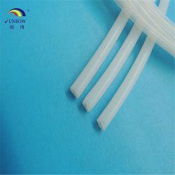 2mm x 4mm de tubos de politetrafluoretileno funda transparente