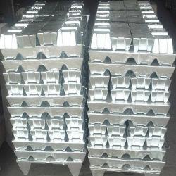 Prezzo puro del lingotto 99.995% dello zinco della lega del metallo di alta qualità 99.99%/lingotto della lega alluminio dello zinco