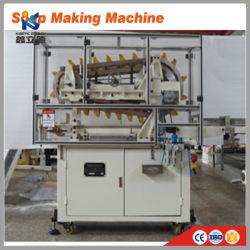 Pó de sabão Pleat Beleza Caixa de tomada de Cintagem Cartoning Colagem fábrica de equipamentos da máquina de embalagem