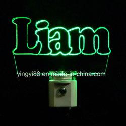 개인화된 LED 밤 빛 램프