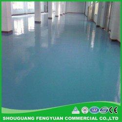 L'hôpital/entrepôt utilisé basé sur l'eau-de-chaussée de la peinture