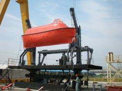 40 personen brandwerende F. R. P volledig gesloten Life Boat