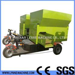 Os bovinos/vaca Alimentação Farm/Superfície forrageira/Forragens secas veículo de distribuição de diesel carro móvel