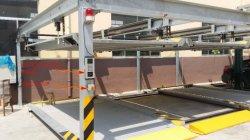 3 Système de stationnement de plusieurs étages de la couche Multi-Level Parking System Système de stationnement de l'élévateur de voiture