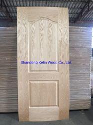 [تك]/[سبل]/بلوط/جوزة/كرز/خشب الزّان صنع وفقا لطلب الزّبون خشبيّة قشدة باب جلد