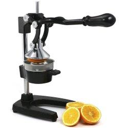 Лимонный оранжевый свежих цитрусовых Соковыжималка со сдавливаемой трубой