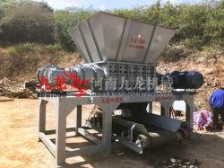 De Verpletterende Ontvezelmachine van het metaal en de Rubber Plastic Houten Ontvezelmachine van het Document van het Glas voor Verkoop