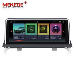 ID Mekede7 Android Market 7.1 com núcleo quádruplo aluguer de DVD para BMW X5/X6 E70 E71 (2011-2013) Original Cic Sistema 2GB de RAM+32g ROM auto-rádio