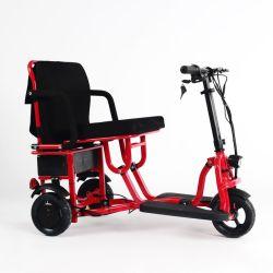 3La roue arrière 48V 350W Portable facile de prendre la mobilité électrique de Moto Vélo scooter
