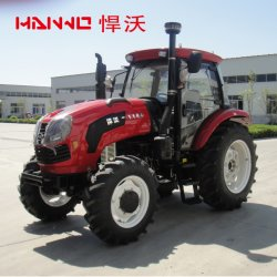 Hanwo 110HP 16+8 Betrouwbare Goedkope Diesel Tractoren voor Verkoop