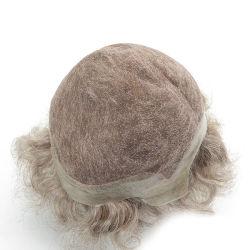 La mejor calidad de encaje francés! hecho personalizado! Adaptamos a sus necesidades - Mens Toupee pelucas
