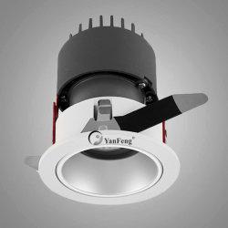 40W vertiefter LED-Decken-Scheinwerfer mit Qualität