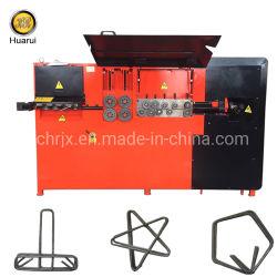 Macchina piegatubi per la barra d'acciaio, macchina piegatubi di CNC, piegatrice automatica di prezzi di fabbrica del tondo per cemento armato
