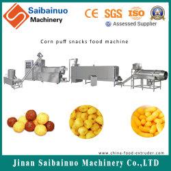 Le maïs de la bouffée d'Extrusion de machines d'aliments de collation