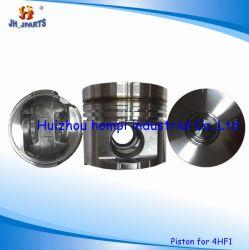 O pistão para o motor Isuzu 4HF1 8-97095-585-1 4HK1/4bc1/4hg1/4AB1/4ja1/4jb1/4jg1/4bd1/6bd1/6bg1