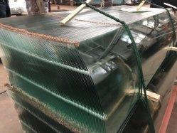 Vidro corrediço de Curva/Dobrados chuveiro porta de vidro temperado