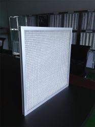 G4 с технологией HT Glassfiber250-300c высокой температуры воздушного фильтра для сушки печи
