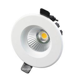 Voyant LED 7 W vers le bas 9W COB Spot encastré