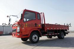 Sinotruk HOWO 4X2 6 Tonnen-Dieselmotor-Licht-Ladung-LKW