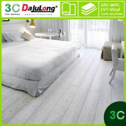 Bodenbelag-Gleitschutzlieferant der Gut-Grad antistatischer Luxuxvinylplanke-SPC hergestellt in China