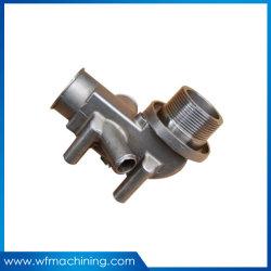 moulage de précision OEM de moulage en acier inoxydable Pièces connecteur flexible avec usinage de précision