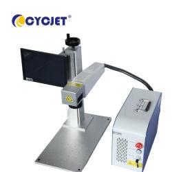 Erhöhtes Faser-Laser-Markierungs-System für Aero Platz-Teile