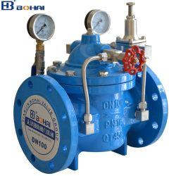 Drukreducerende regelklep voor gasdruk van de klep