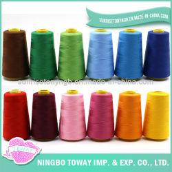 Différents types de threads en ligne Wooly Bobbin Quilting Thread en nylon