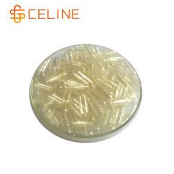 Tamaño 00 Comercio al por mayor grueso vacío cápsulas de gelatina dura para la medicina en polvo