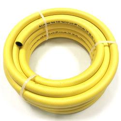 Non Kink Flexible tressé de jardin en PVC renforcé de fibre de l'eau Durit du tuyau de tube pour l'irrigation et le Pet lavage de voitures