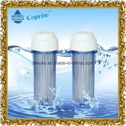 Двойной корпус с кольцевыми уплотнениями 50g/100G/150g воды обратного осмоса фильтр/фильтр