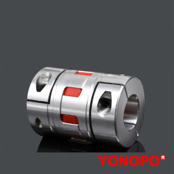 Sh el eje de transmisión del acoplador de eje flexible de acoplamiento tipo estrella XL3 de acoplamiento del eje elástico