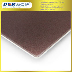 4mm/0,3Mm Folha composto de alumínio de plástico para placa de sinal