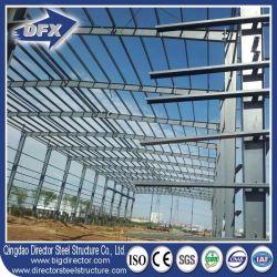 低価格の工場研修会の鋼鉄建物または工業ビルの計画