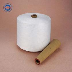 30s/1 gesponnenes Polyester-Garn für das strickende spinnende Nähen