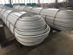 Td/гг2025 Gr. 12Cr1U-образной movg бесшовных стальных трубки для Tube-Bundle теплообменника