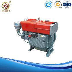 Modelo S195 Motor Diesel para la Agricultura de uso comunidad