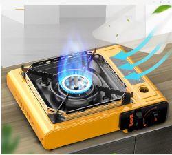 Piccola stufa di gas domestica portatile del portello dell'intervallo di gas di uso fuori