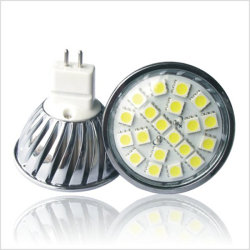 MR16 SMD Ampoule de LED, réglable MR16 SMD LED spotlight (XH-MR16-B20)