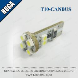 T10 CANbus LED ضوء إشارة السيارة أبيض