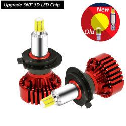 3D 70W автомобильная лампа D1S D2s, D3s, D4S D8S D5s LED Canbus Headllamp 12V 24V 6000K Automó Viles лампу D1R, D2R, D3R, D4r
