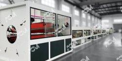 HDPE pp Po van de hoge Efficiency de Machine van de Uitdrijving van de Pijp voor Diameter 121200mm