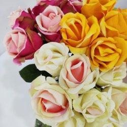 Il fiore artificiale della Rosa dei cigni, il bello disegno, a buon mercato e benissimo