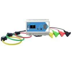 Digitales Messgerät Datenerfassung elektrisches Messgerät Mq21 DIN-Schiene 4G SATA-Port des Analyzers für Netzqualität