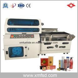 Automatische Wärme-heiße Dichtungabdichtmassen-und Shrink-schrumpfbare Schrumpffilm-Satz-Verpacker-Paket-Verpackungs-Verpackungs-Verpackungs-Verpackungs-Maschine für Karton-Kasten