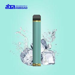 أسعار الجملة أنبواو مدينة الشحن السريع 1500 ملاح النيكوتين 5% السجائر الإلكترونية القابلة للاستخدام (OEM/ODM)