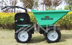 蟻の一輪車の電力の手押し車の小型ダンプEby400t